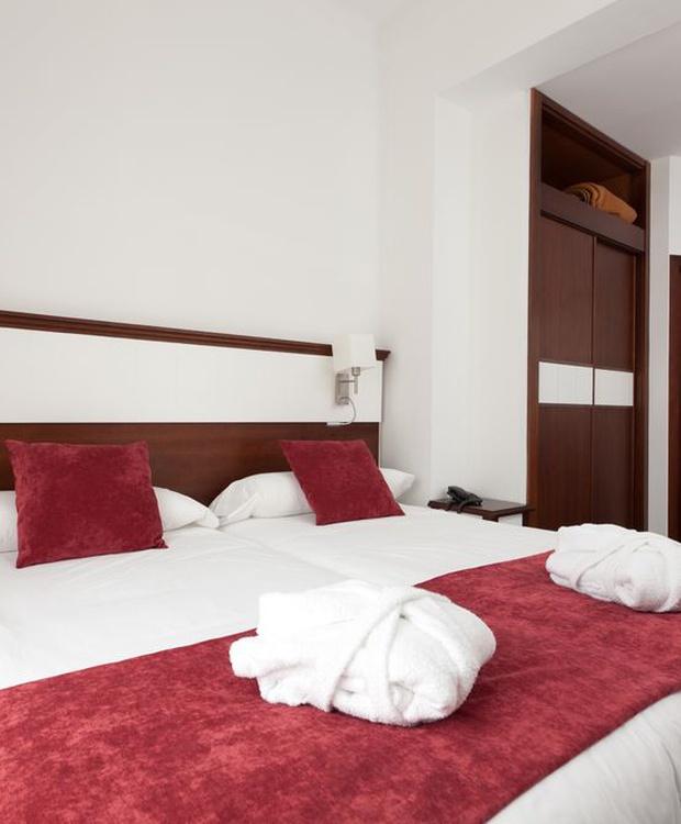 Superior room Los Geranios Hotel