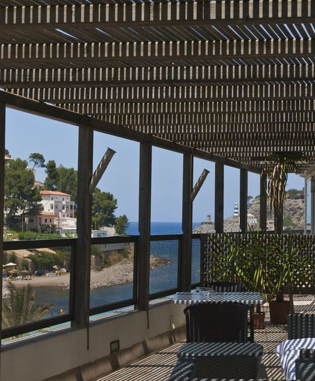 Terrace Los Geranios Hotel