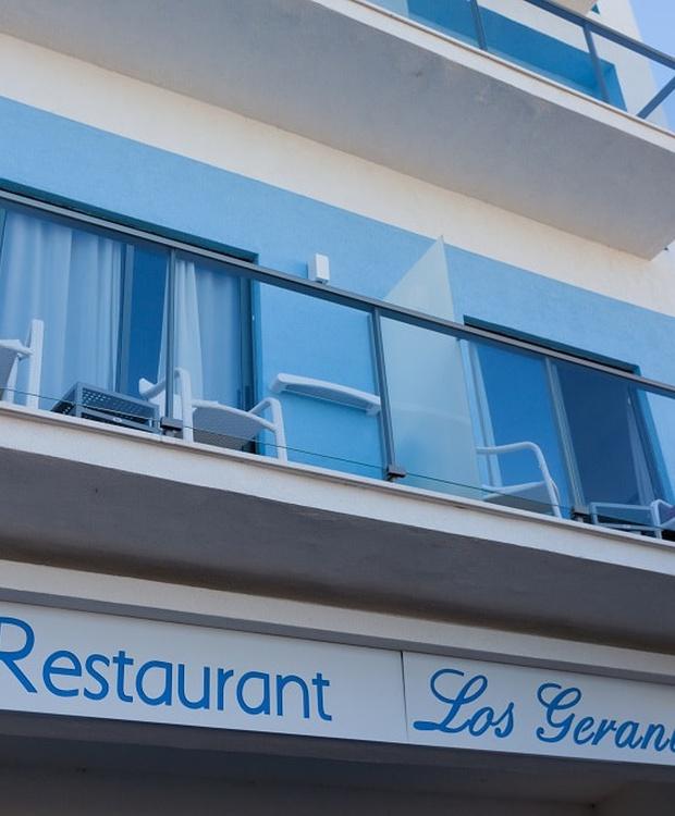 Los Geranios Hotel