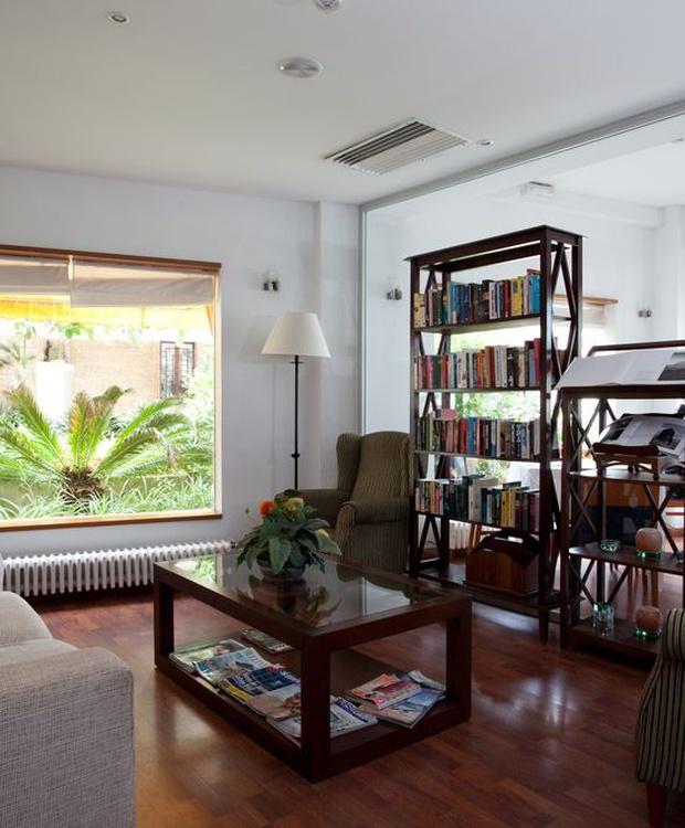 Lounge Los Geranios Hotel