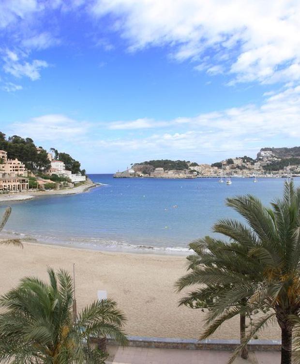 Beach Los Geranios Hotel